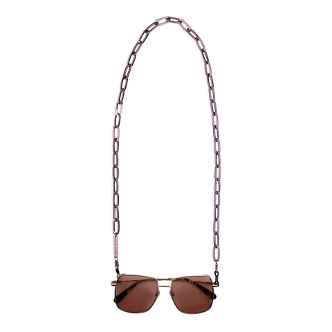 RON in LILAC - FRAME CHAIN