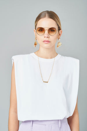 FRAME CHAIN | SHELLIE CONCH | Glasses Chains | Eyewear Chains