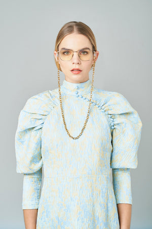 FRAME CHAIN | JIMMIE in YELLOW GOLD | Glasses Chains | Eyewear Chains
