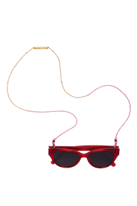 FRAME CHAIN | FRUTTI PINK - LIMITED EDITION | Glasses Chains | Eyewear Chains