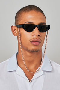 FRAME CHAIN | HEY SHORTY in ROSE GOLD | Glasses Chains | Eyewear Chains