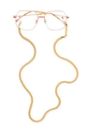 FRAME CHAIN - BILLIE in YELLOW GOLD -