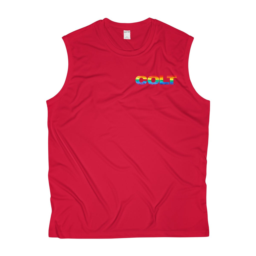 COLT Pride Workout Muscle Tee