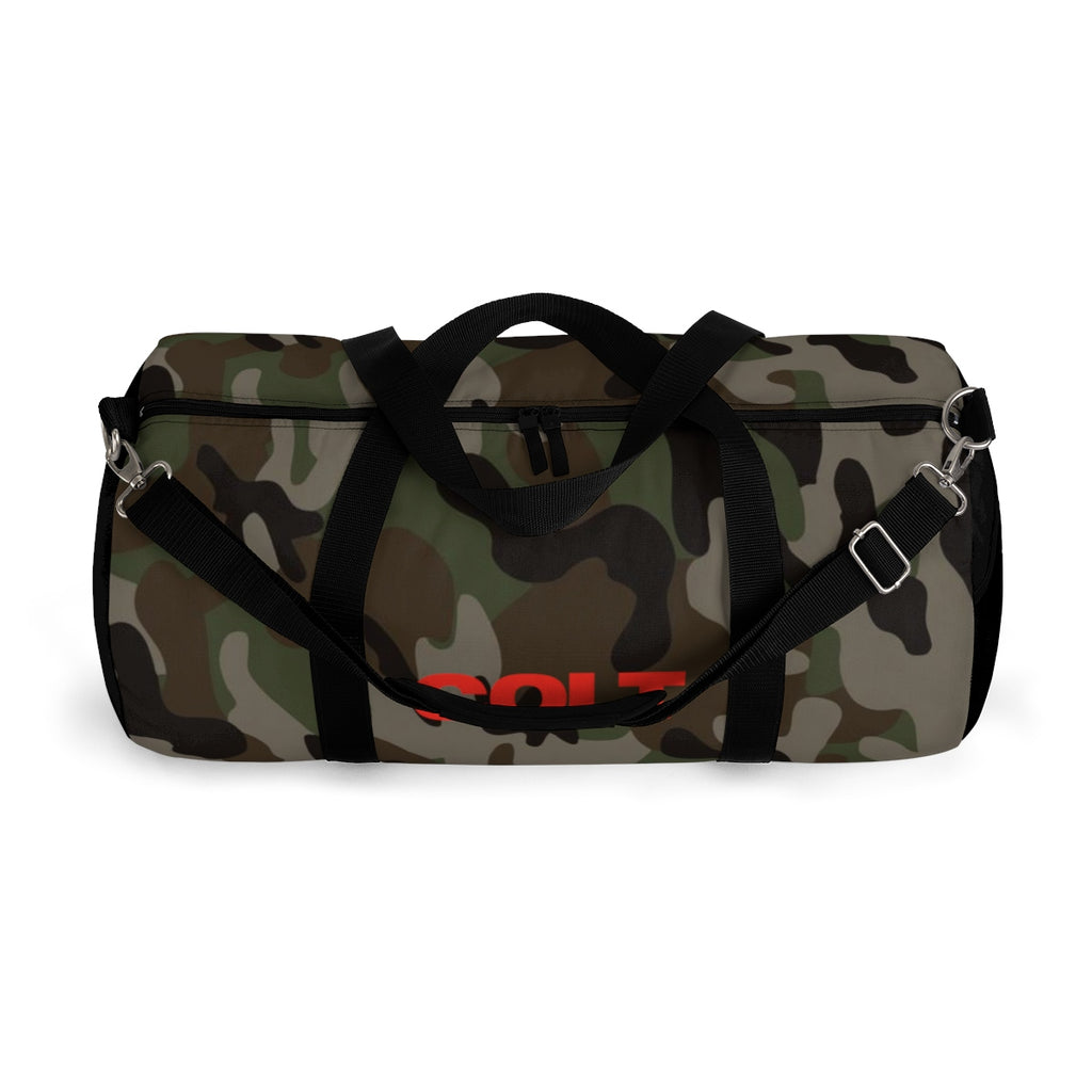 Copy of COLT Camo Gym Bag - Red COLT Logo