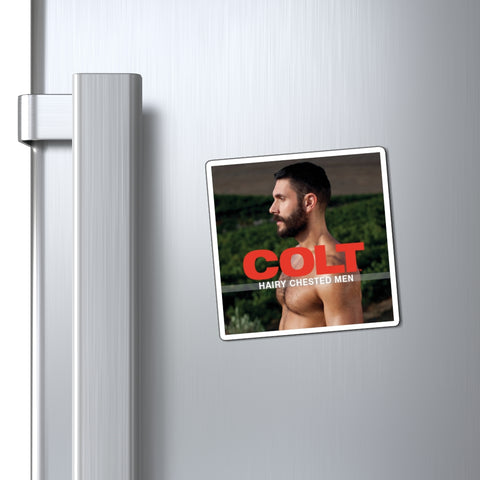 COLT Men Magnet - Hairy Chested Men