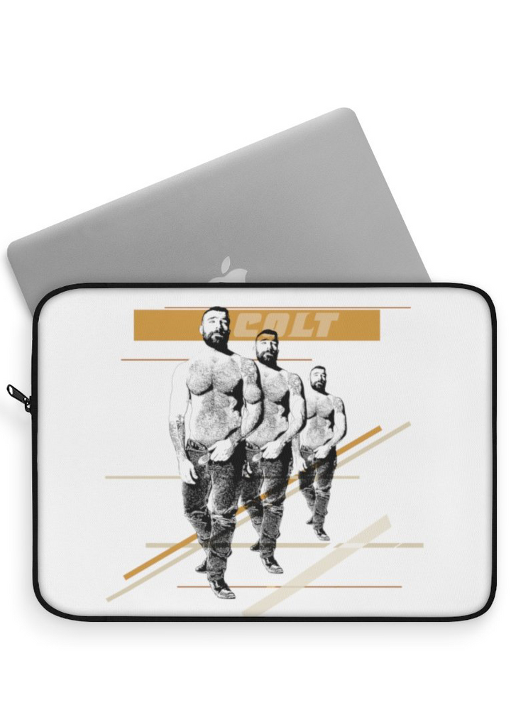 COLT Retro Laptop Sleeve