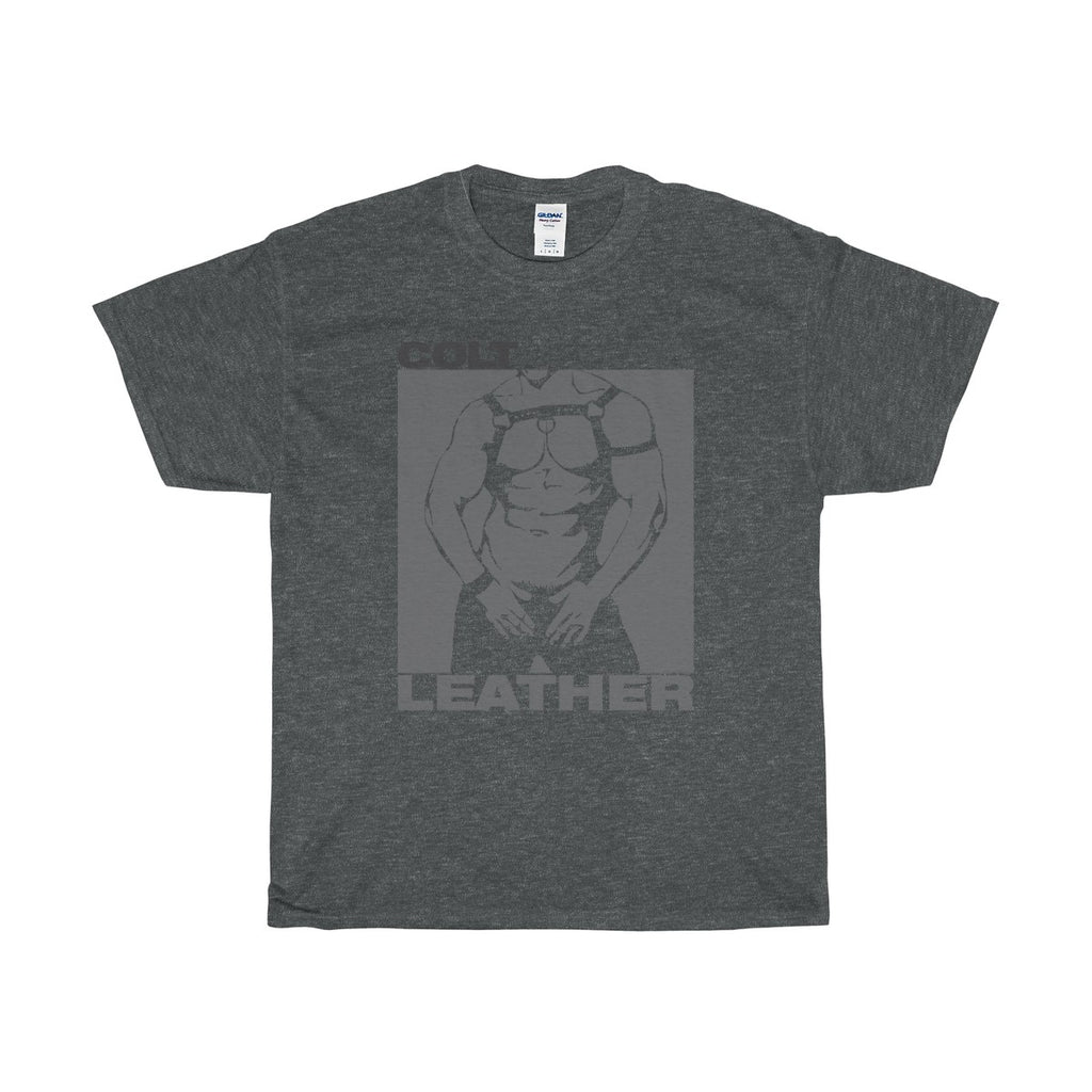 COLT Leather Tee - Light