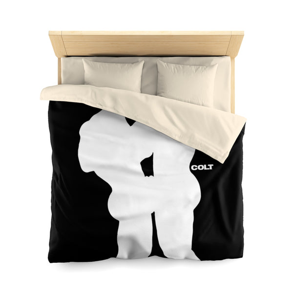 COLT Couples Bedding - Black