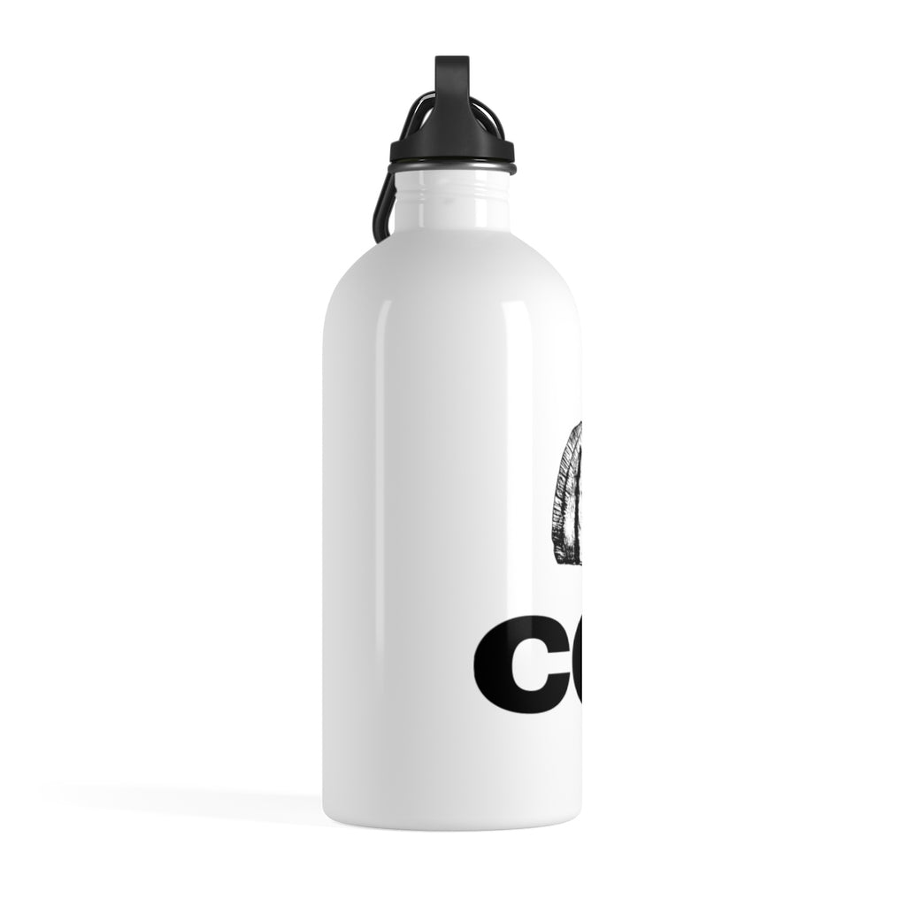 COLT Horse Head Logo Stainless Steel Water Bottle