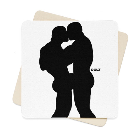 COLT Couples Coaster Set