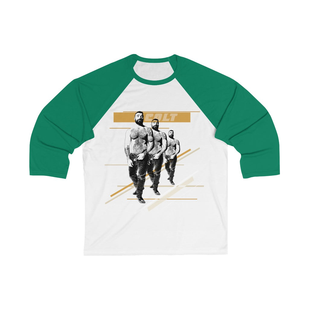 COLT Man Retro Baseball Tee