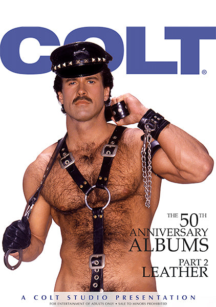 COLT Digital 50TH ANNIVERSARY ALBUM #2 - Leather