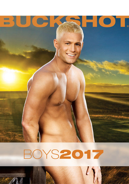 Buckshot Boys Digital 2017 Calendar