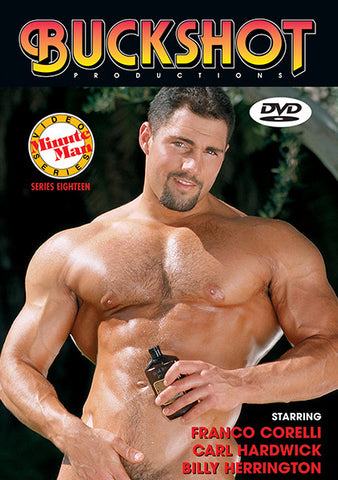 Minute Man 18, muscle porn movie / DVD on hotmusclefucker.com