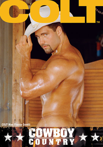 gay muscle porn movie COWBOY COUNTRY | hotmusclefucker.com