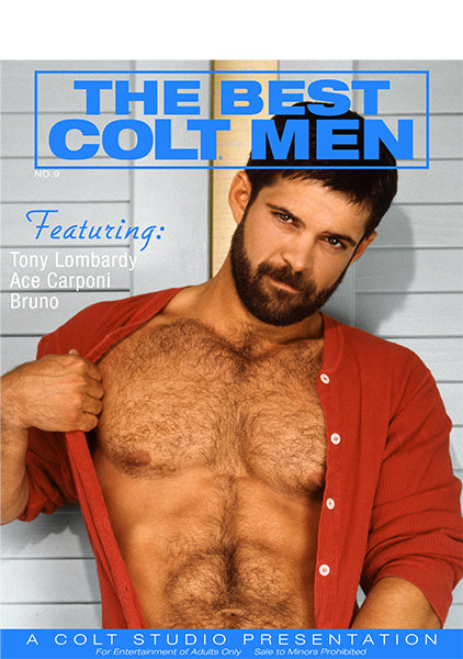 COLT Studio Presents Digital Magazine #9 - The Best COLT Men