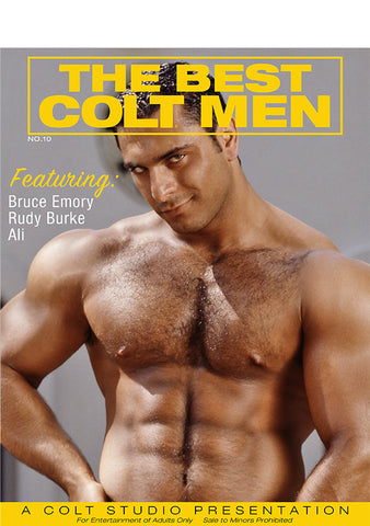 COLT Studio Presents Digital Magazine #10 - The Best COLT Men