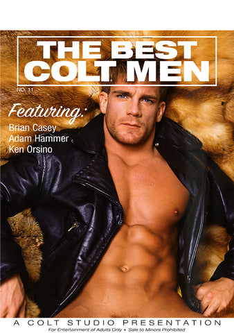 COLT Studio Presents Digital Magazine #11 - The Best COLT Men