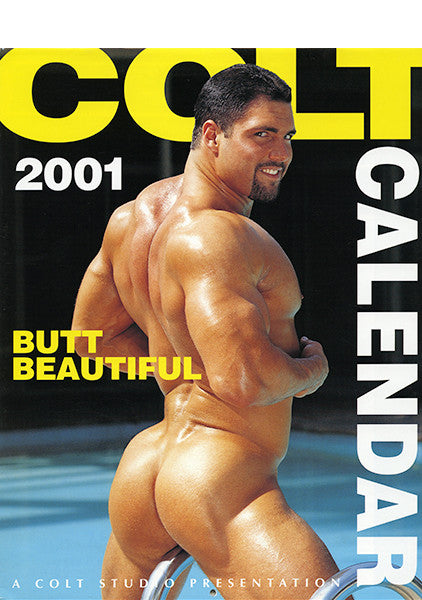 2001 Butt Beautiful Calendar