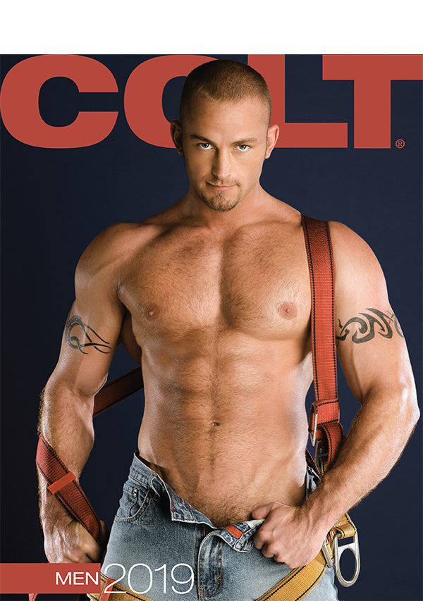 COLT Men Digital 2019 Calendar