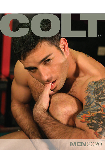 COLT Men Digital 2020 Calendar
