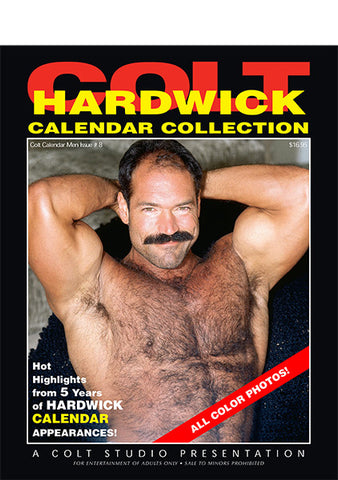 COLT Calendar Men Digital Magazine #8 - Carl Hardwick