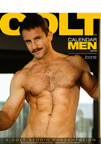 COLT Calendar Men Digital Magazine #10 - Icons
