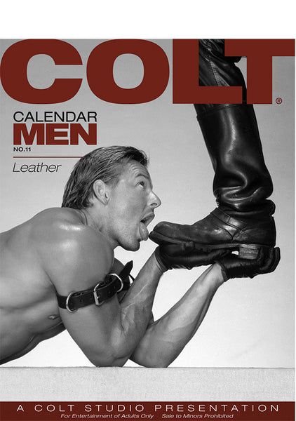 COLT Calendar Men Digital Magazine #11 - Leather