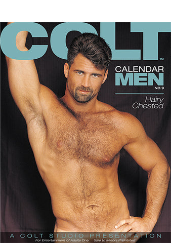 COLT Calendar Men Digital Magazine #9 - Hairy Chested