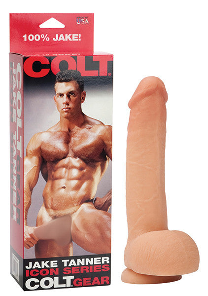 COLT Icon Series - Jake Tanner's Cock