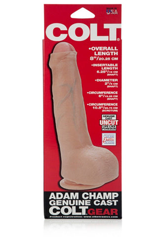 COLT Man Adam Champ Genuine Cast