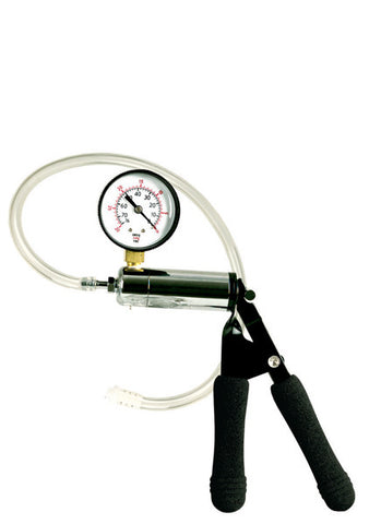 COLT Vacuum Pump with Pressure Gauge