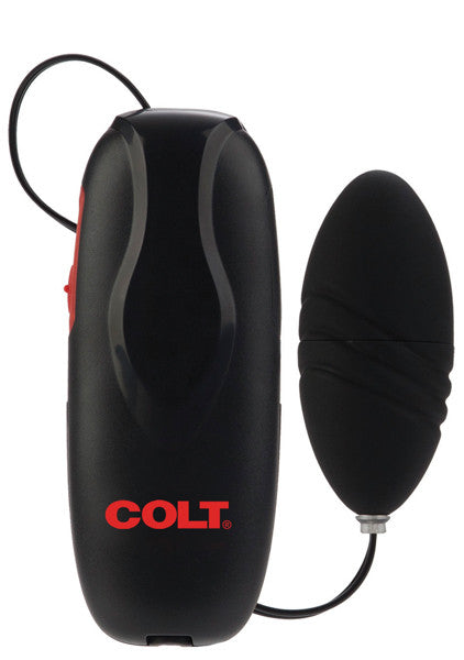 colt black turbo bullet anal toy main