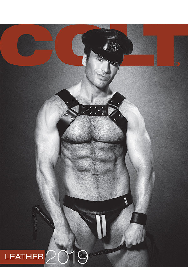COLT Leather Digital 2019 Calendar