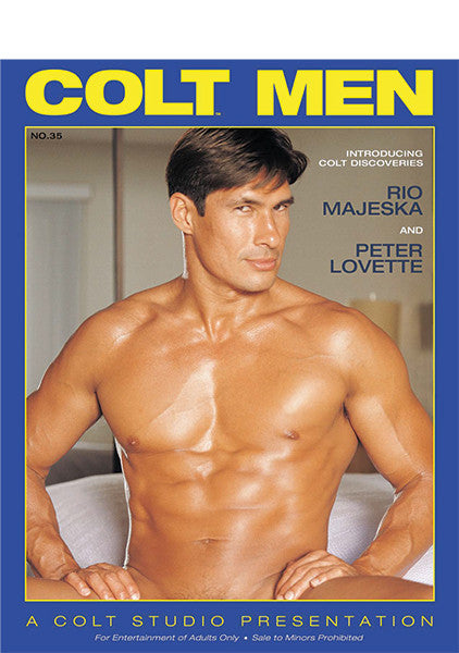 COLT Men Digital Magazine #35