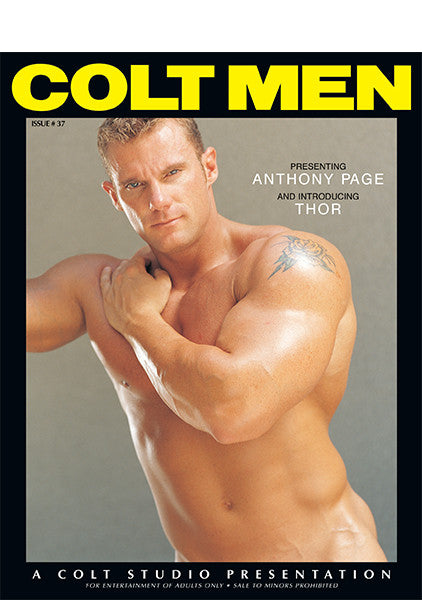 COLT Men Digital Magazine #37