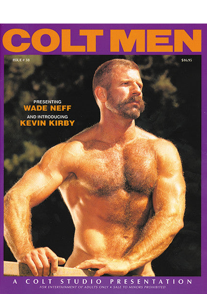 COLT Men Digital Magazine #38