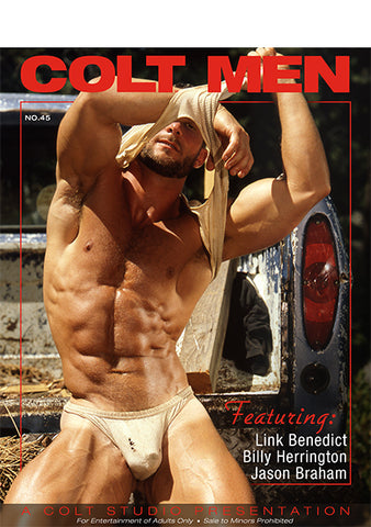 COLT Men Digital Magazine #45