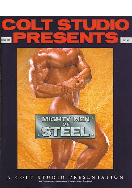 COLT Studio Presents #18 - Mighty Men of Steel