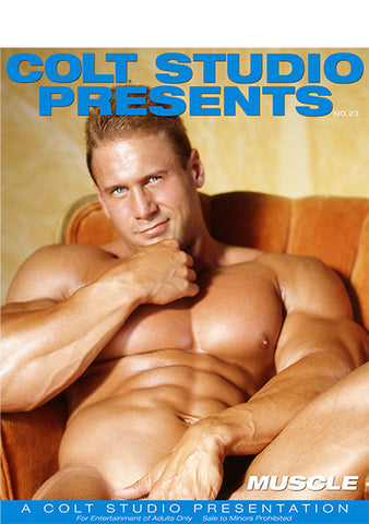 COLT Studio Presents Digital Magazine #23 - Muscle