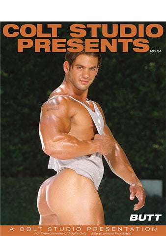COLT Studio Presents Digital Magazine #24 - Butt