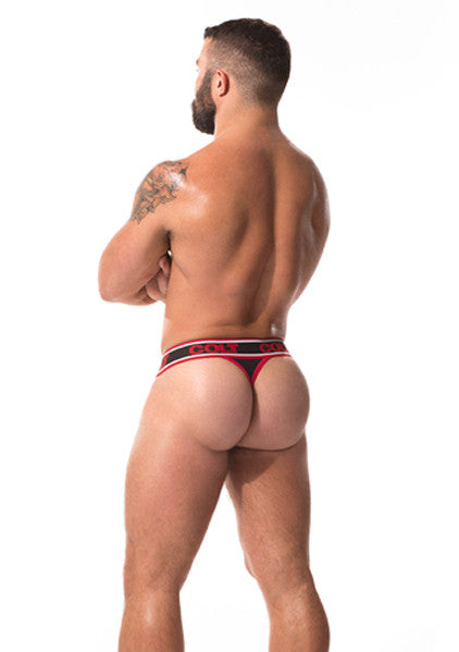 CB Thong - Black