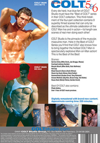 BEST OF COLT FILMS 5 & 6