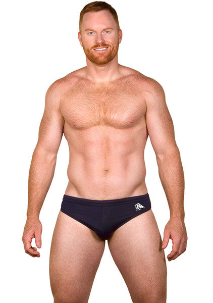 Kelso Swim Brief - Navy