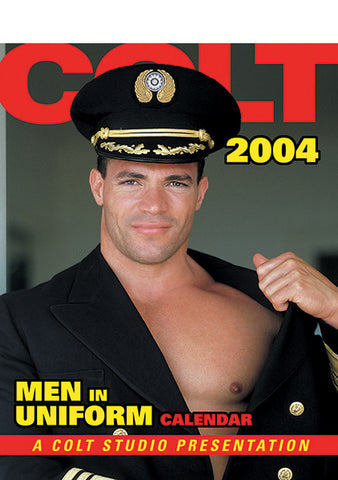 2004 Uniform Men Calendar