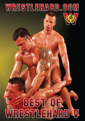 gay muscle porn movie Best of WrestleHard.com, Volume V | hotmusclefucker.com