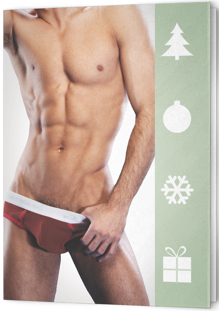 COLT Man Holiday Card