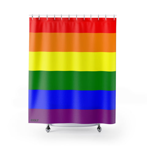 COLT Pride Shower Curtain