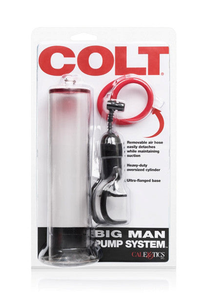 colt big man pump system package front