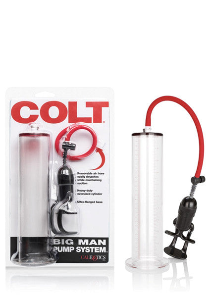 colt big man pump system package full